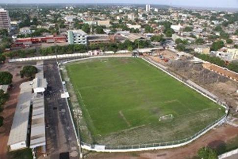 Estádio Municipal Glicério Marques, Macapà - Amapà