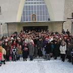 Fotografia naszych Parafian dla gazety NTO