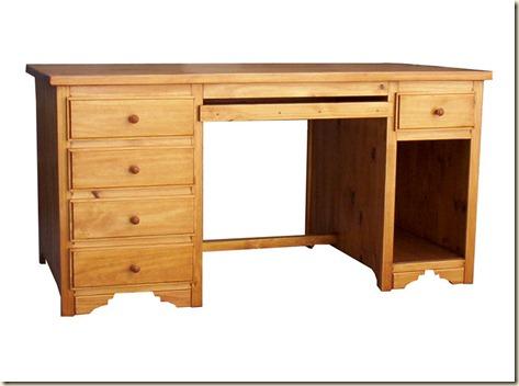 Escritorio en madera imagui - Modelos de escritorios de madera ...