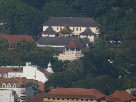 Budism Sri Lanka: templul dintelui