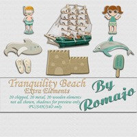 Tranquility Beach - Extra Elements