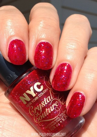 NYC New York Color Ruby Queen (sun)