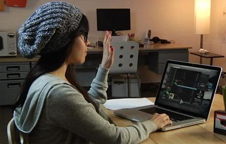 Reproductor musical para Kinect