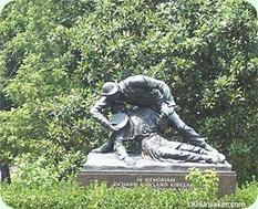 FredericksburgBattlefieldMonument