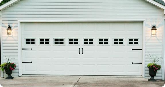 garage door makeover | 320 * sycamore