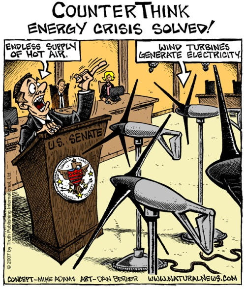 Energy Crisis Solved
