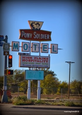 Pony Soldier Motel