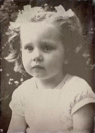 vintage Hazel