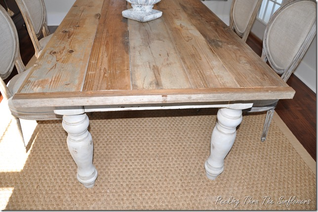 RH table in dining room 2 042