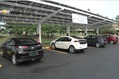 Solar Powered Canopy Charging Station at Detroit-Hamtramck Plant