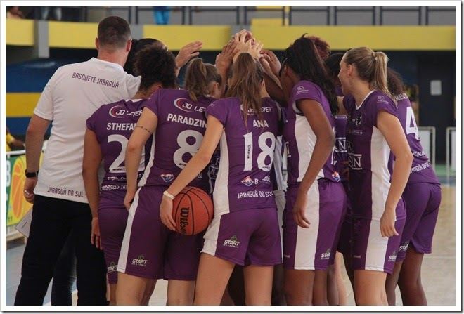 13DEZ14-06 l Liga de Basquete Feminino l Maranhã x Jaraguá © Paulo de Tarso Jr