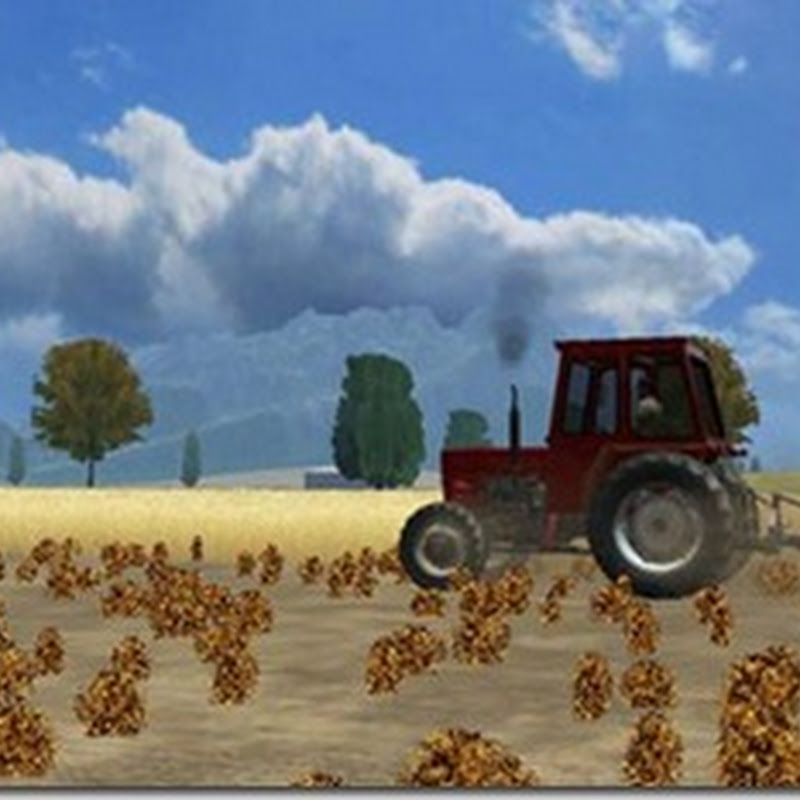 Farming simulator 2011 - Agro map Romania