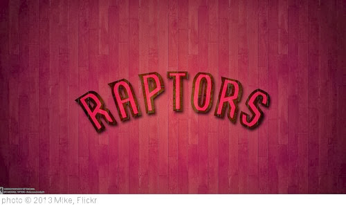 '2013 Toronto Raptors 3' photo (c) 2013, Mike - license: http://creativecommons.org/licenses/by-sa/2.0/