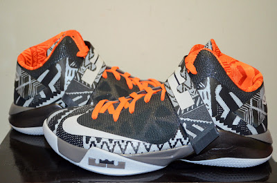 nike zoom soldier 6 pe black history month 3 08 LeBron Nike Zoom Soldier VI Black History Month is not a PE
