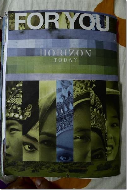 Horizon today