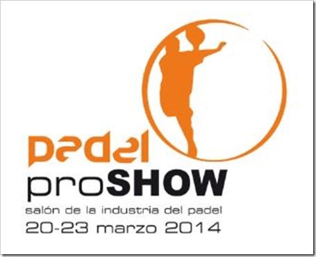 La Feria Padel Pro Show 2014 apunta al lleno absoluto a dos meses de su inauguración.
