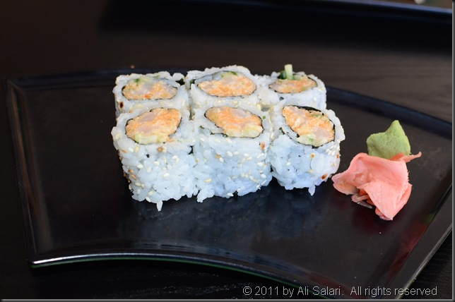 Picture of Spicy Scallop Roll