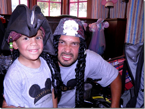 9.10.12 mad hatter pirates dad and gian