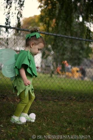 DIY Peter Pan   Tinkerbelle Costume 171