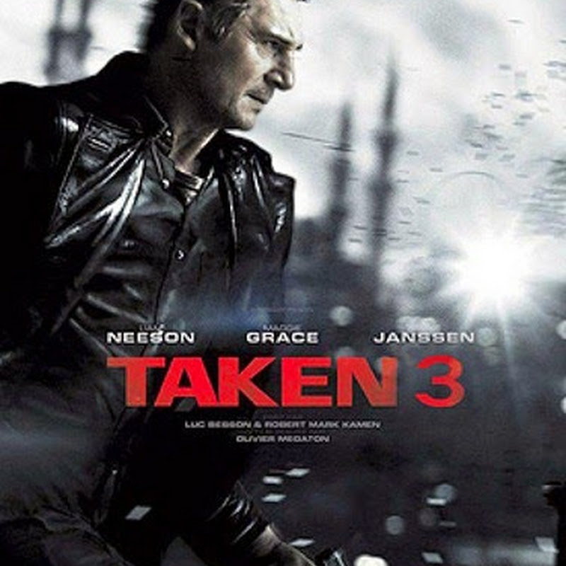 Lançado Trailer Oficial de Taken 3 #LiamNeeson [Video]