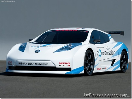Nissan Leaf Nismo RC Concept4