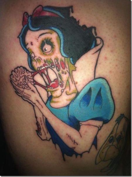 Disney Tattoo Designs