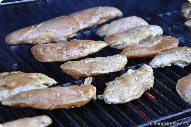 Grilled Chicken Marinade Recipe