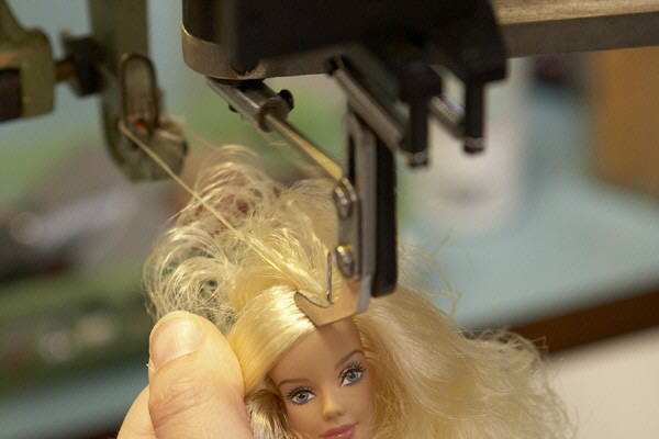 How Barbie Doll is created