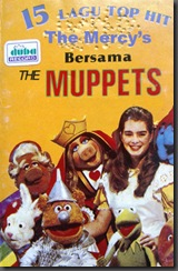 Muppets Album Kenangan 15 Lagu The Mercy's