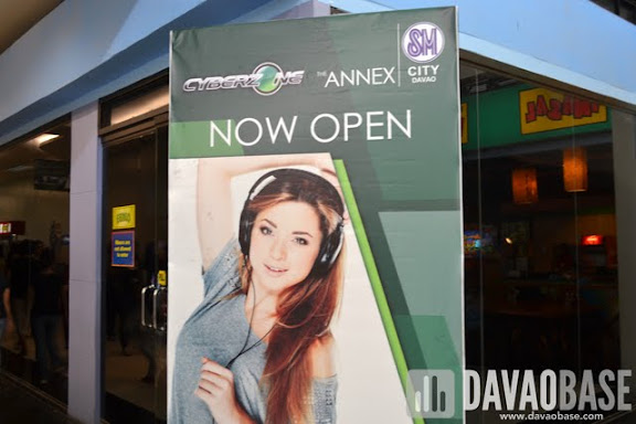 Cyberzone is now open at The Annex SM City Davao