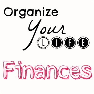 organize finances, decrease debt, pay off credit cards