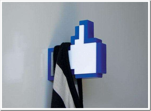 facebook-like-hanger