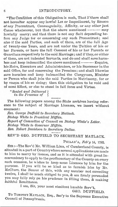 Pennsylvania Archives Series 2 Volume 2 Introduction Page 6