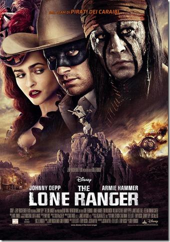 The Lone Ranger  - Come tutto ebbe inizio secondo Depp.
