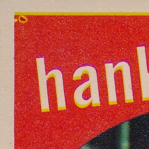 1959 Topps 36 Hank Aguirre variation