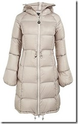 Patrizia Pepe Quilted Coat