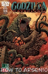 Godzilla Cataclysm 02(2014) - EPGreen
