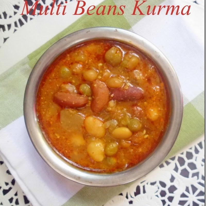 Multi Beans Kurma
