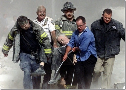 9 11 Ground  Zero Rescue Worker Heroes