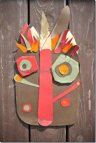 mascaras caseras africanas para isfraz todohalloween (4)
