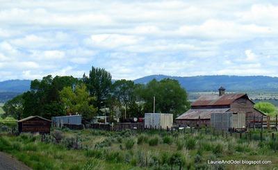 Old Barn in Eastern Oregon