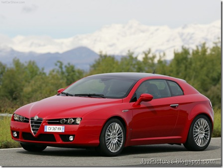 Alfa Romeo Brera 9