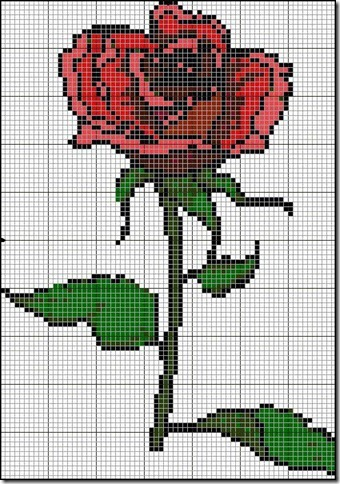 Ponto Cruz-Cross Stitch-Punto Cruz-esquemas-motivos-716