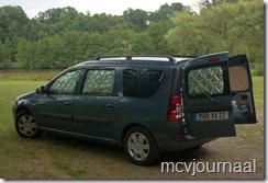 Dacia Logan MCV Camper 16