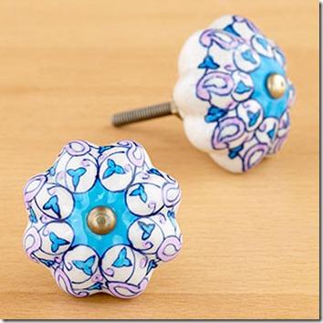 blue knobs