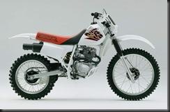 Honda XR200 85  2