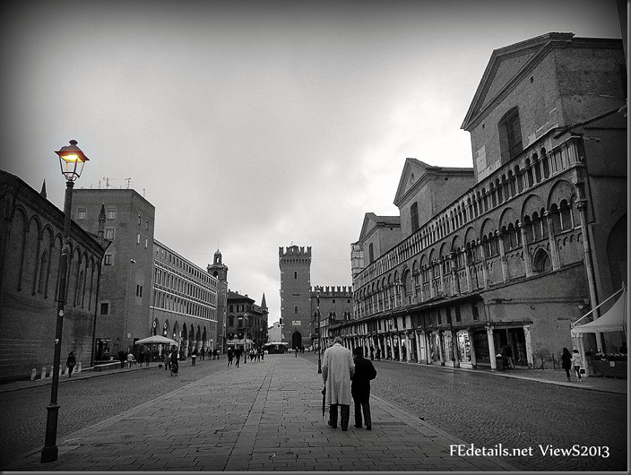 Pic of the day: Listone di Ferrara, Italy