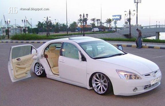 Dubai Honda Accord