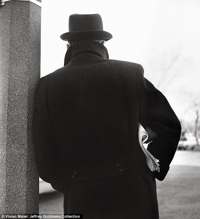 Vivian Maier _ Jeffrey Goldstein Collection