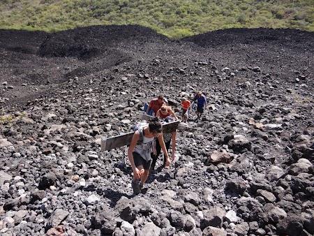14. Cerro Negro climbing.JPG